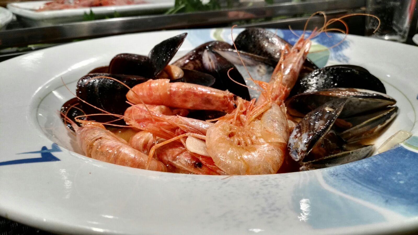 Carta restaurante arrocería de Alicante. El Bocaito.